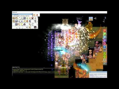 RAG: Woe Test Last Minute to Rolling Castle GW 4 – Job Knight – 2/2/2018 – Ragnarok Gravindo (WoE)
