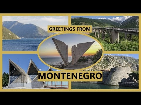 Greetings from Montenegro -Travel Vlog