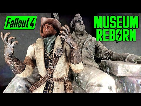 Fallout 4 - Museum of Freedom REBORN - Xbox, PS4, & PC Location Overhaul Mod