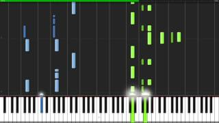 Let Me Be With You - Chobits (Opening) [Piano Tutorial] (Synthesia) // raykrislianggi
