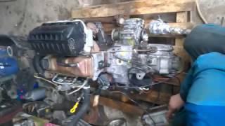 VW 1.6 D odpalanie