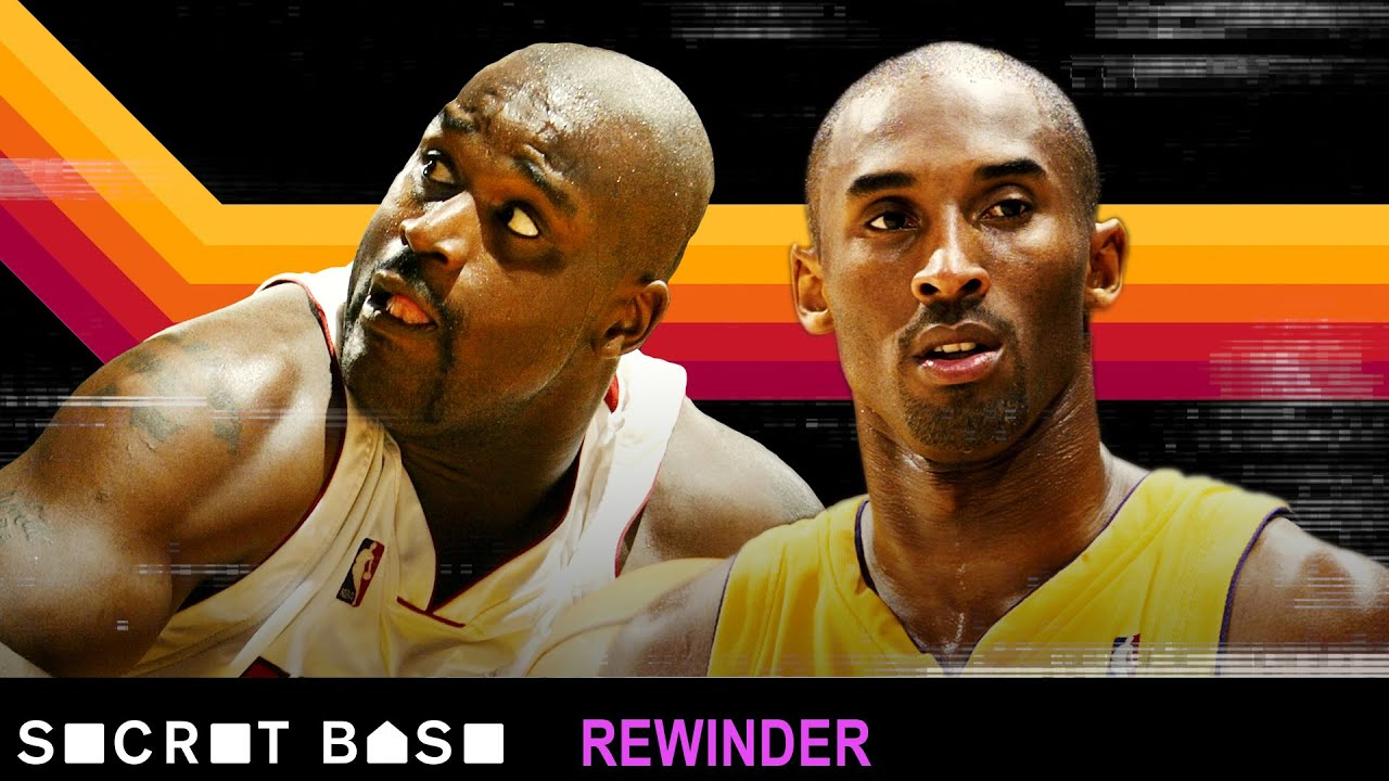 4487159ec2d3 Kobe and Shaq s super-hyped Christmas Day battle gets a deep rewind ...