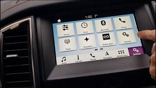 Ford Ranger SYNC 3 3 0 How To Update With A USB