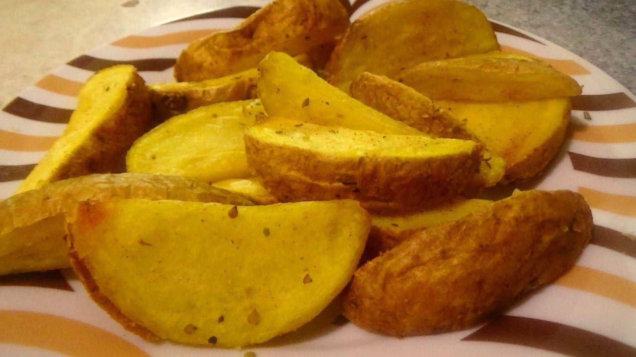 Papas o patatas fritas en gajo recetas de cocina faciles for Comidas rapidas de preparar