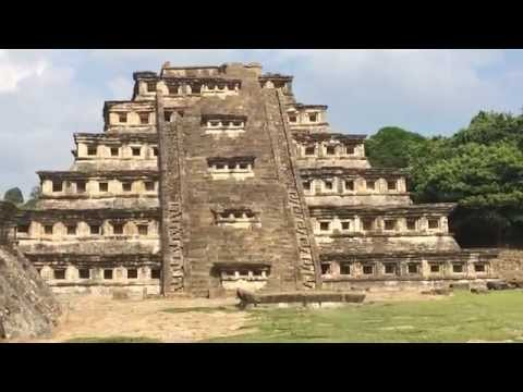 Arqueological Zone of El Jajin Veracruz Mexico