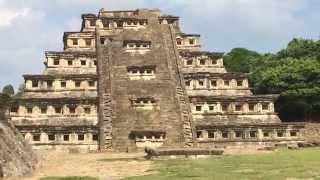 Arqueological Zone of El Jajin Veracruz Mexico