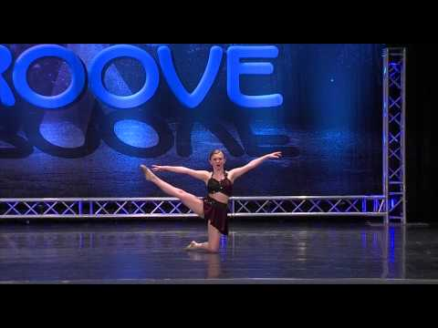 "Rebecca Lewis ""Poison and Wine"", GROOVE Dance Competition"
