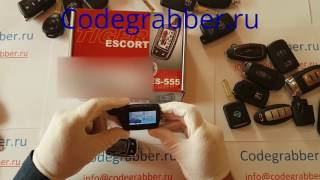 алгоритмический кодграббер Pandora сканер штатных доставных сигнализаций kodgrabber codegrabber