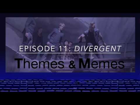DIVERGENT Movie Review, Themes & Memes Ep11