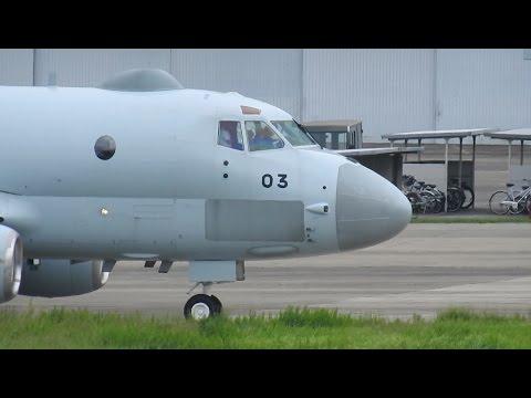 国産対潜哨戒機 P-1