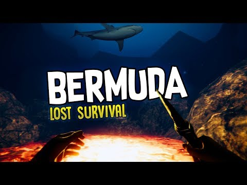 Bermuda Lost Survival - The Secrets of the Bermuda Triangle! - Hidden Volcano - Bermuda Gameplay