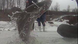 Красногорск рыбалка # Форель #