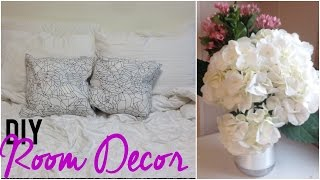 DIY: Room Decor | 5 DIYs Under 5 Dollars Thumbnail