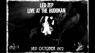 Led Zeppelin Live in Tokyo 3rd October 1972 Full Concert