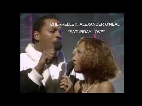 Saturday love by Cherrelle ft  Alexander O'Neal lyrics