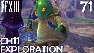 Final Fantasy XIII PC Walkthrough Part 71 - Tyrant, Tonberry & Titan