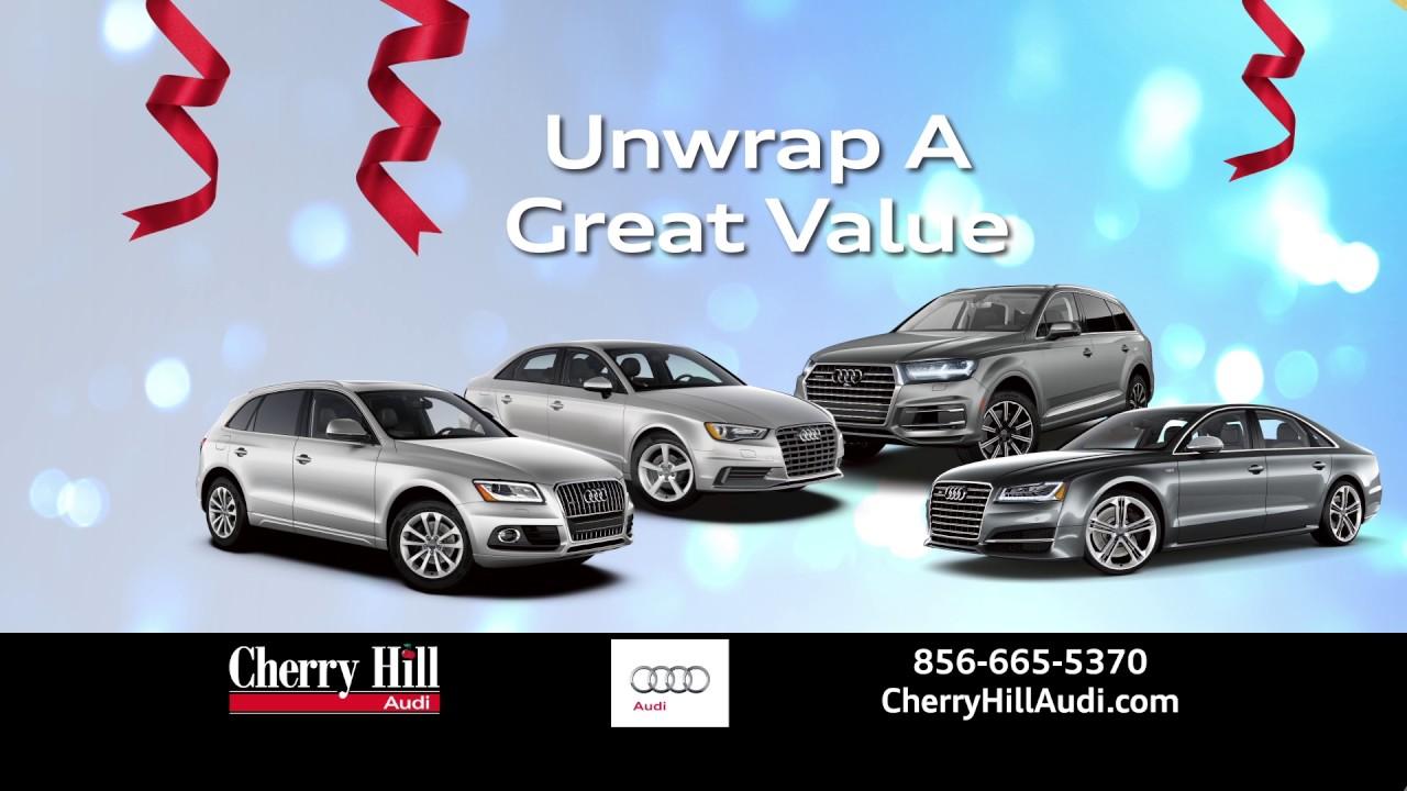 Dec Cherry Hill Audi Lease Deals Specials YouTube - Cherry hill audi