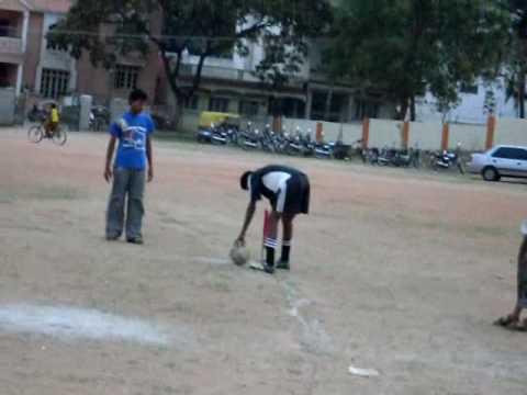 Ramanagaram Football Match