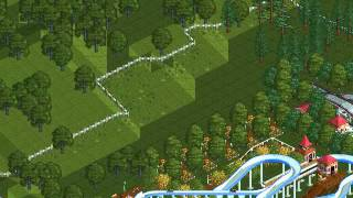 let s play rct 1 park 3 part 14 water rapids is code for