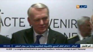 دبلوماسية : وزير الخارجية الفرنسي جون مارك ايرلوت بالجزائر.. ملفات ثقيلة في الاجندة
