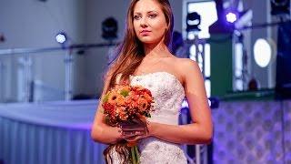 Pokaz sukni �lubnych podczas II Targ�w �lubnyh 'Love'