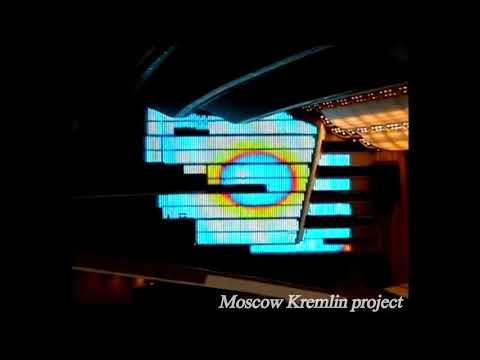 Moscow Kremlin Architectural Lighting Project By Divolight