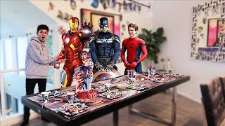 SURPRISING FaZe Rug with THE AVENGERS!! *12 Mil Party*