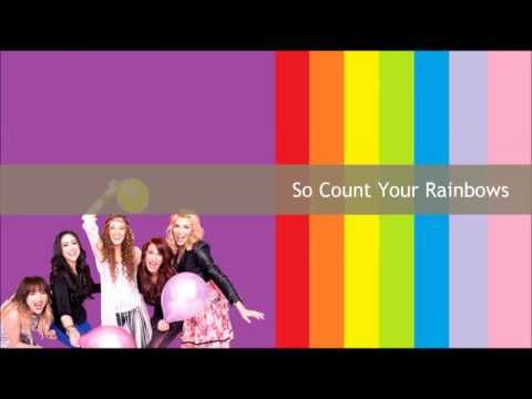 1GN Count Your Rainbows (Lyric Video)