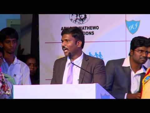 Rich India VP's Speech at Mupperum Vizha