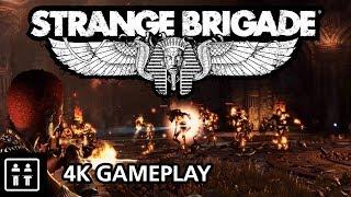 Strange Brigade (PC) - 4K 60FPS Gameplay (Max Settings)