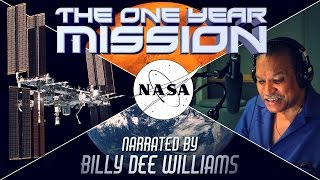 A Year in Space Featuring Billy Dee Williams