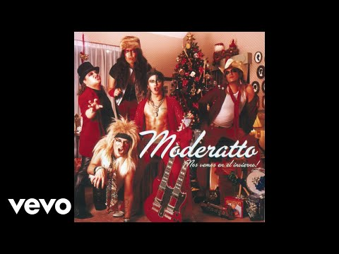 Moderatto - Esta Navidad (Cover Audio)