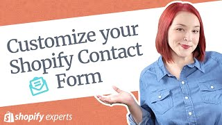 Shopify Custom Contact Forms | Add More Fields to your Contact Us Page