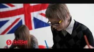 Рекламный ролик сети школ Английского языка SkillSet(SkillSet — современная сеть школ английского языка. Центры обучения SkillSet представлены в Москве, Санкт-Петербур..., 2013-03-25T12:35:50.000Z)
