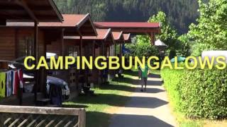 CampingLust direkt am Terrassen Camping Ossiacher See