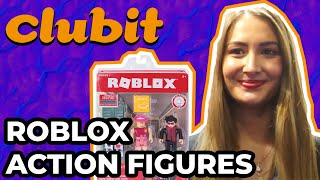 New Roblox Action Figure Toys from Jazwares