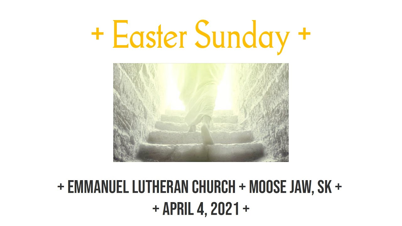 2021-04-04 Easter Sunday