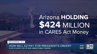 How will Arizona pay for President Trumps order YouTube Videos