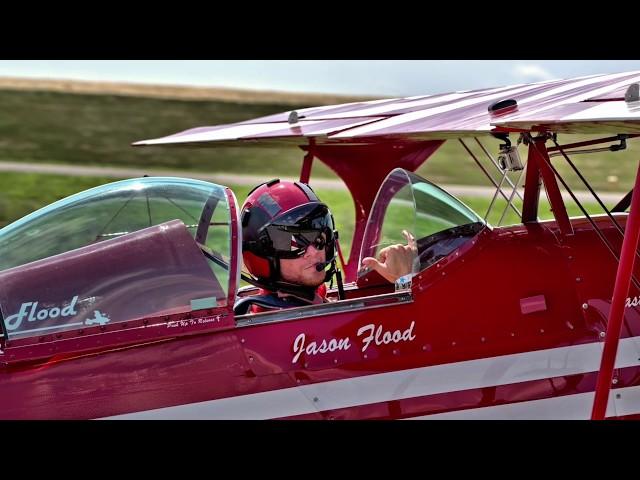 Jason Flood - Airshow Pilot/Performer