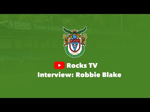 Robbie Blake Interview