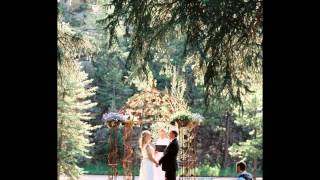 Lisa & Karl's Private Wedding in Evergreen, Colorado