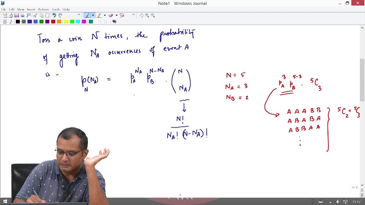 Lecture 05-Binomial Distribution