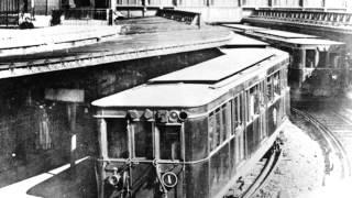 """Dranem  """" le trou de mon quai """"  1928"""