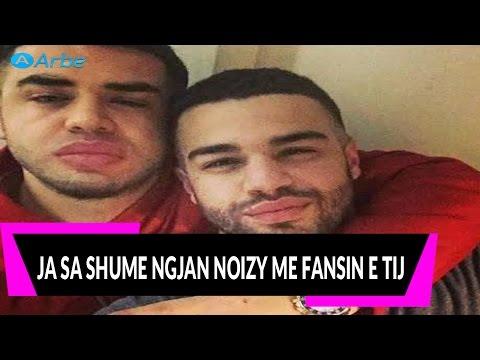 Ja Sa shumë ngjan Noizy me fansin e tij | Arbe TV