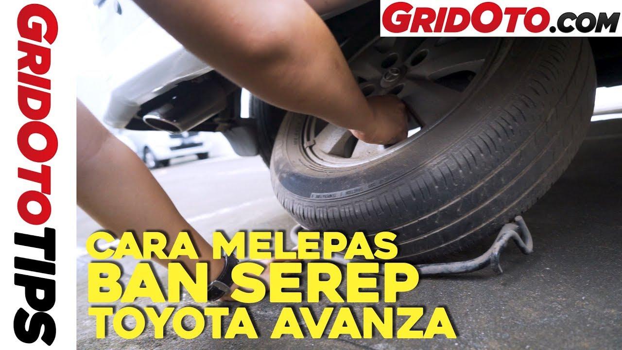 Cover Ban Serep Grand New Avanza Perbedaan All Alphard X Dan G Cara Melepas Toyota How To Gridoto Tips Youtube