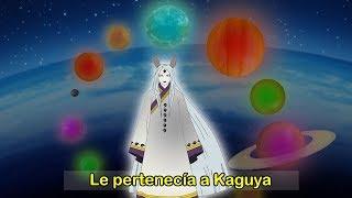 El anenominaka es la habilidad del Rinnesharingan de la Diosa Conej...