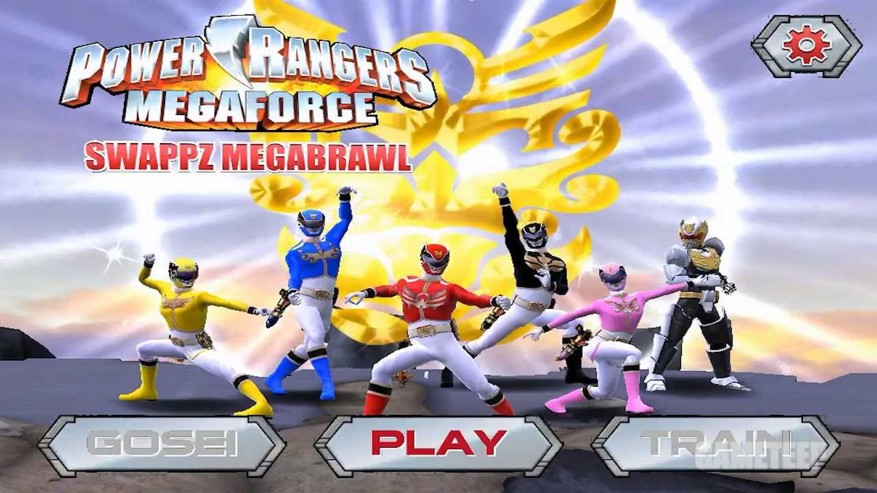 POWER RANGERS GAMES - free Power Rangers games online ...