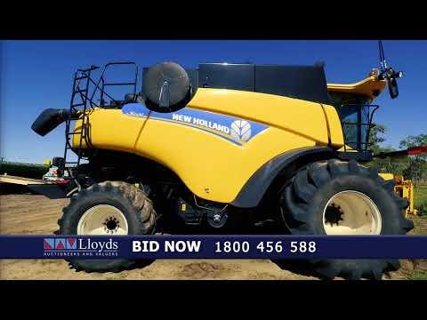 Agriculture, Transport & Earthmoving Fleet AUCTION