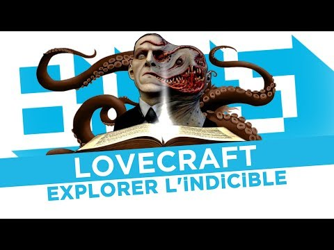 Lovecraft, Explorer L'Indicible - BiTS - ARTE