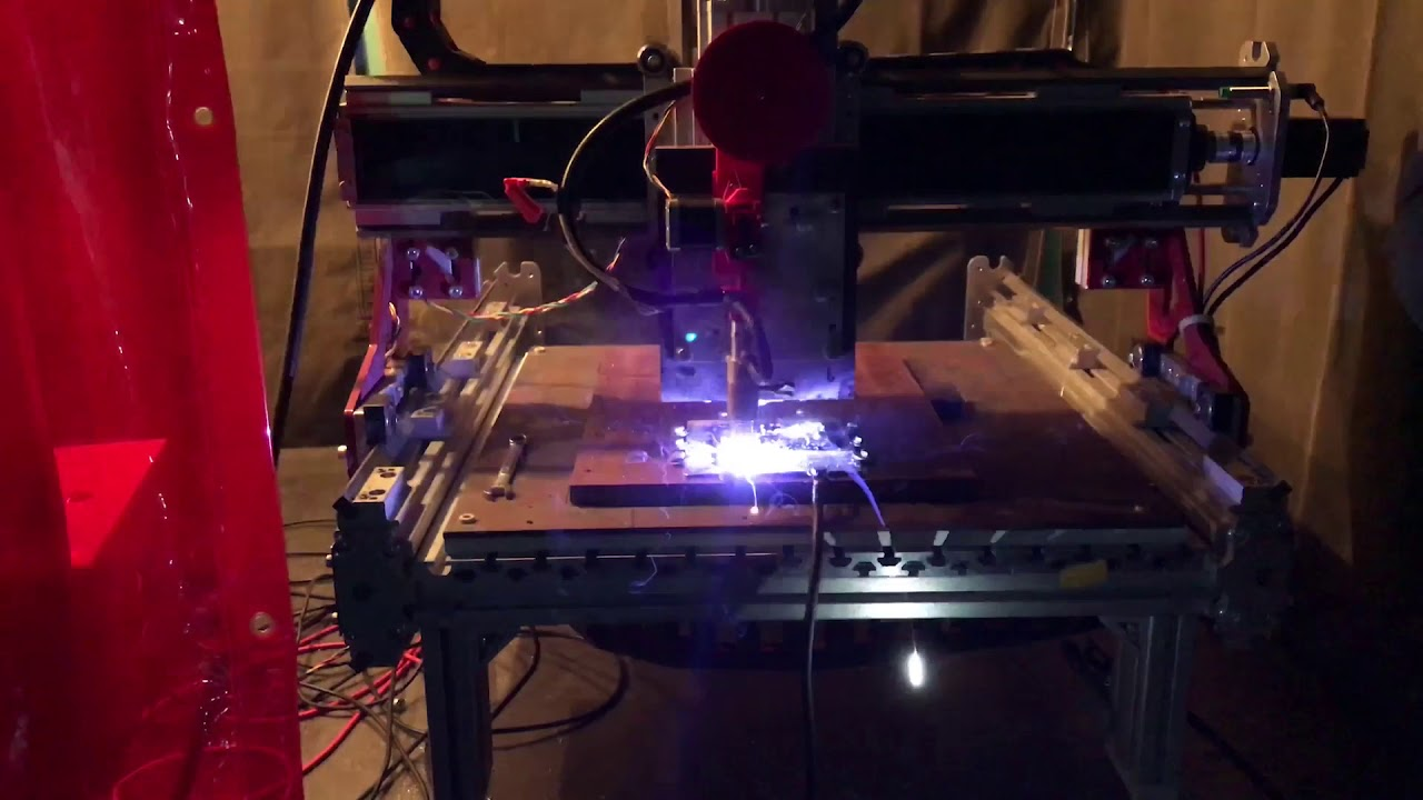 Preview image for Engineers Build Metal 3-D Printers video